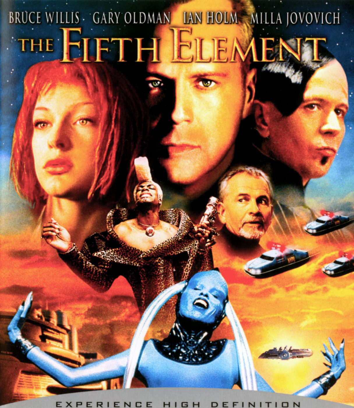 The Fifth Element Review   Top 100 Sci Fi Movies Bruce Willis Imdb